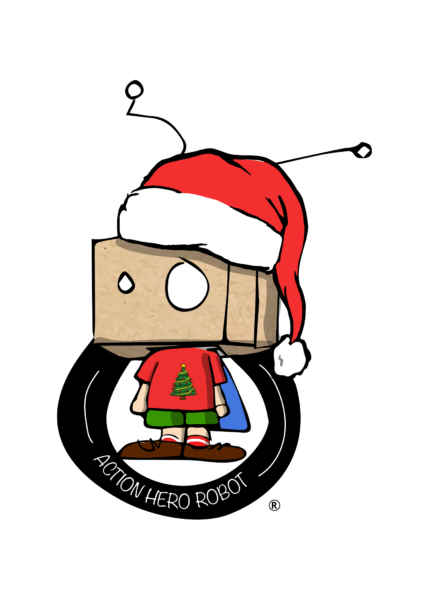 Happy Holidays from Action Hero Robot